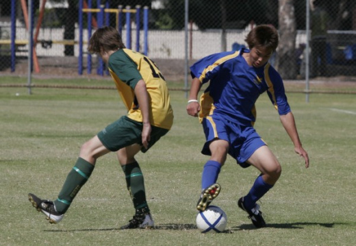 West'n Strikers v WT Birkalla 17s