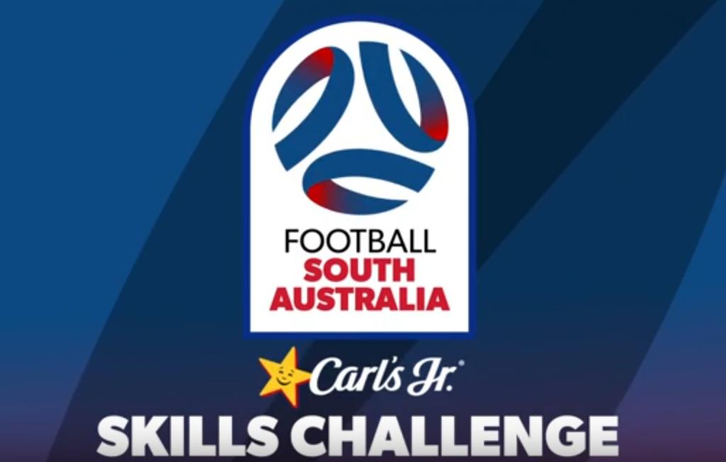 Carl's Jr Skill Challenge 1