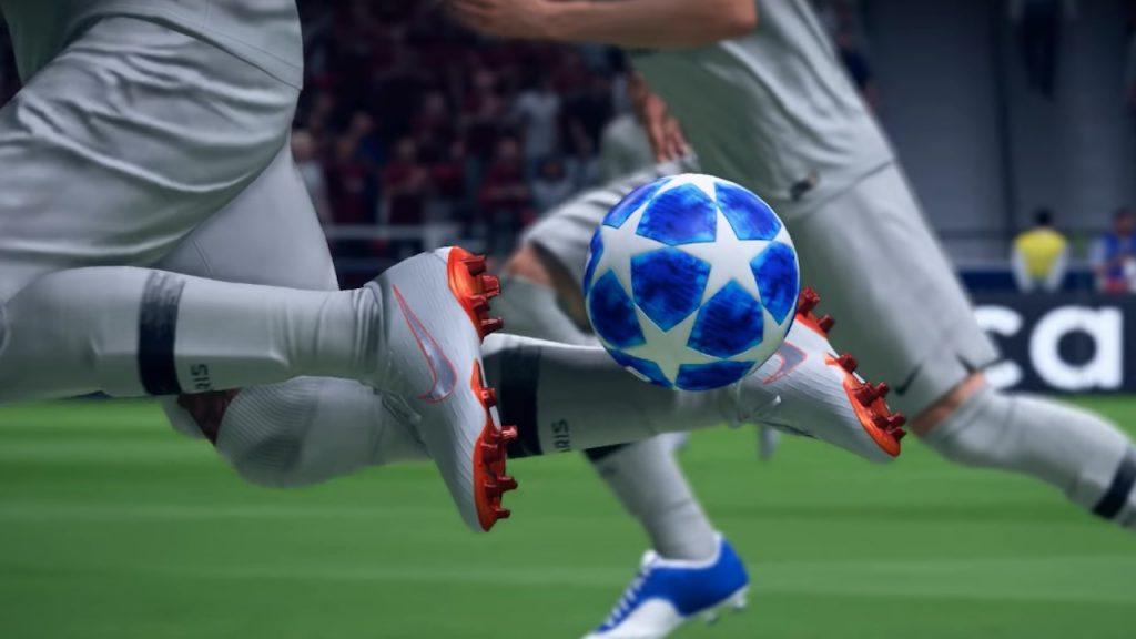 Iniesta Skill Move